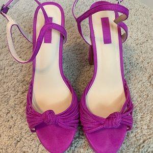 Forever 21 sandals heels